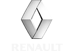 logo renualt grey