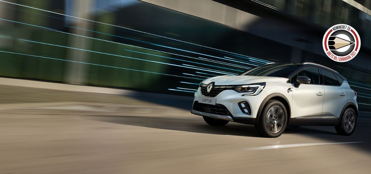 Ny Renault CAPTUR  E-TECH Plug-in Hybrid